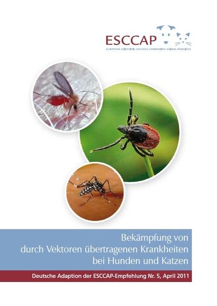Abbildung der Empfehlung zu Krankheiten durch Vektoren